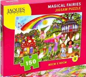 Magical Fairies Jigsaw Puzzle