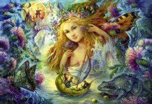 Fairy of the Tides Jigsaw Puzzle