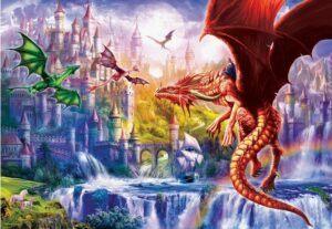 Dragon Kingdom Jigsaw Puzzle
