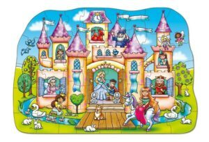 Magical Castle Jigsaw Puzzle - Orchard Toys