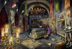 Ravensburger Escape The Vampire Room Puzzle 759 PCS