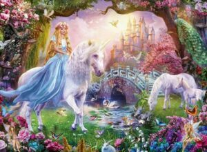 Ravensburger Magical Unicorn Puzzle