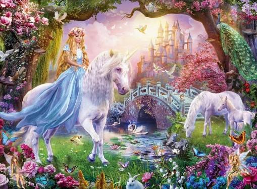 Ravensburger Magical Unicorn Puzzle