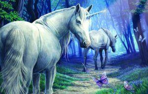 The Journey Home Unicorn 3D Effect Puzzle 150 PCS