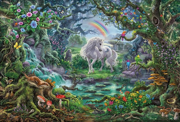 Escape The Room Unicorn Puzzle Ravensburger