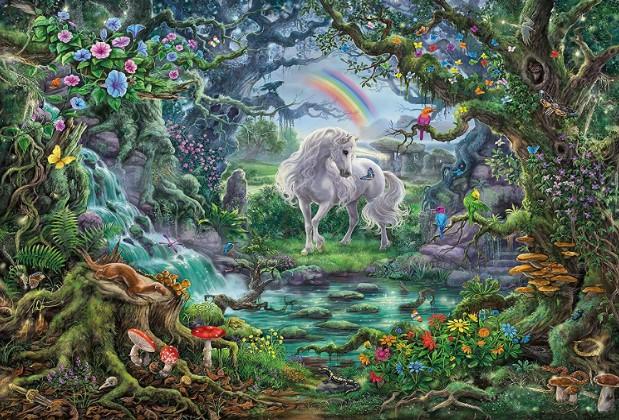 Escape The Room Unicorn Puzzle Ravensburger
