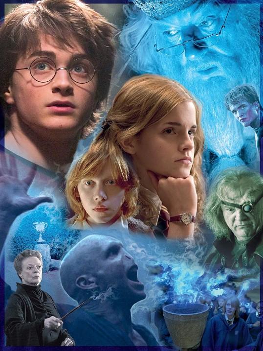 Harry Potter Ravensburger Jigsaw Puzzle 500 PCS