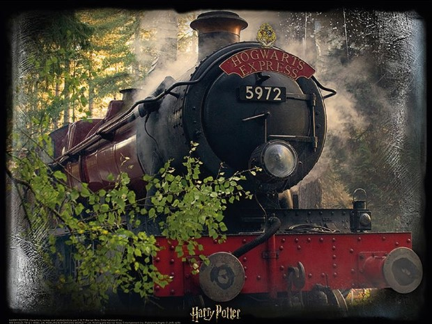 Harry Potter Hogwarts Express 3D Jigsaw Puzzle 500 PCS