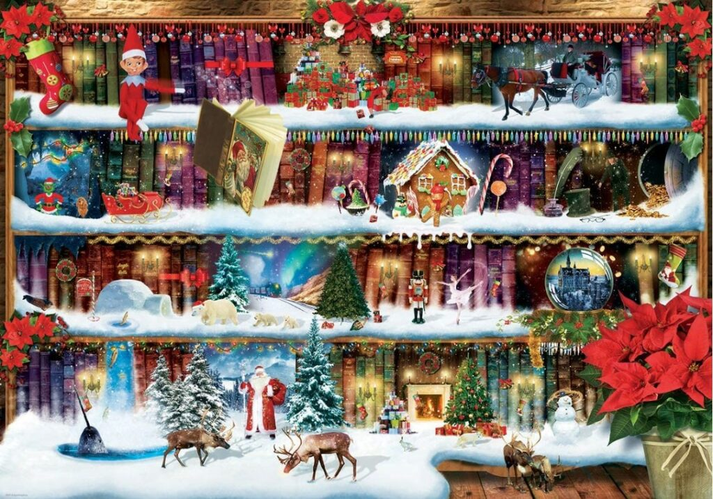 Christmas Tales Jigsaw Puzzle