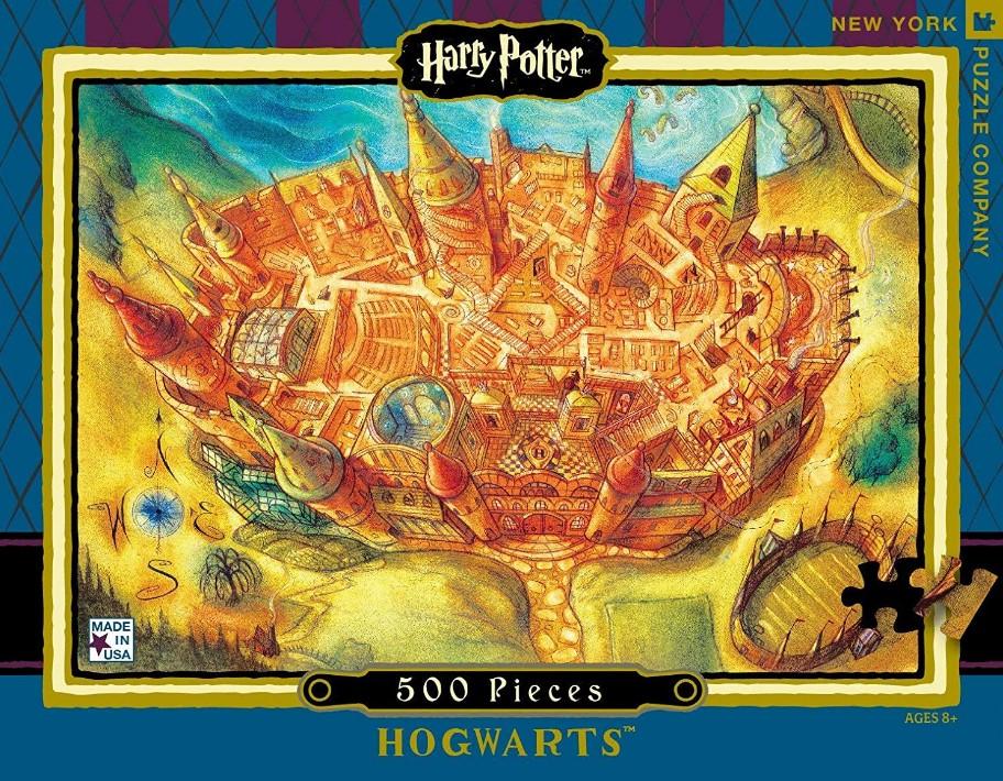 Harry Potter Hogwarts Jigsaw Puzzle 500 PCS