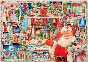 Ravensburger Christmas is Coming Puzzle 1000 PCS