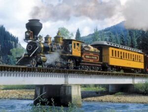 Springbok Durango Express Puzzle 500 Pieces