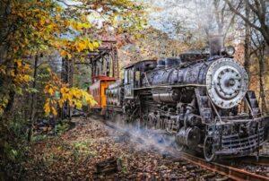 Schmidt Fascination Railway Puzzle 1000 Pieces