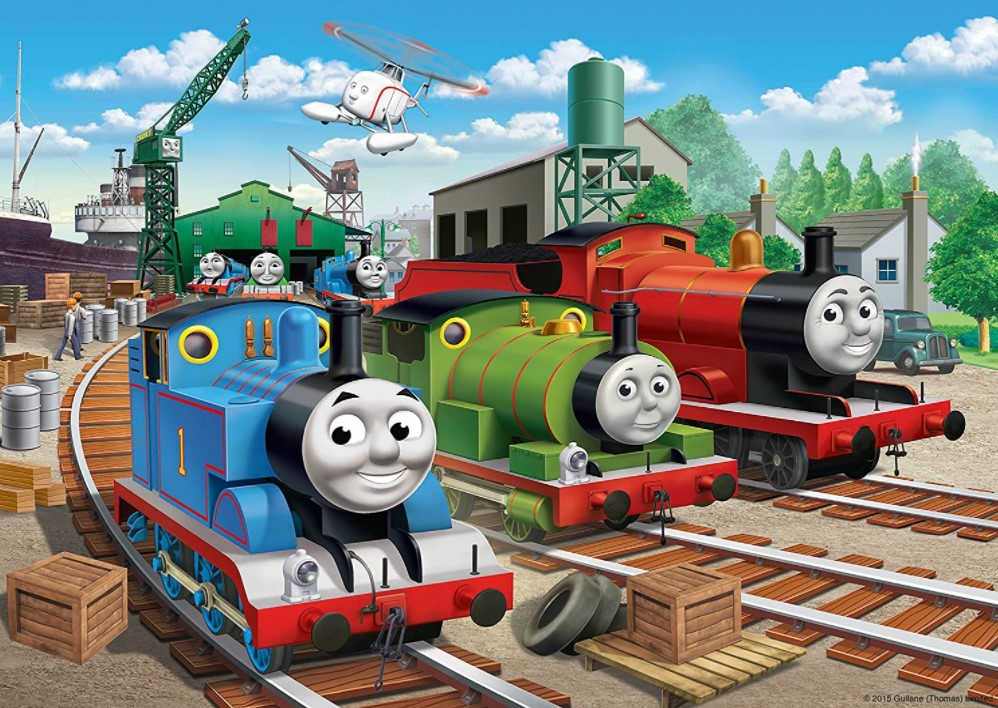 Ravensburger Thomas & Friends My First 16 Piece Jigsaw Puzzle 16 PCS