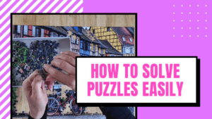 How To Solve Jigsaw Puzzle Quickly