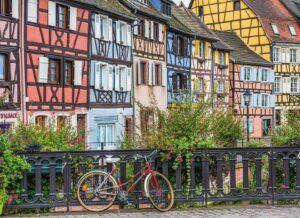 Ravensburger Colmar, France Puzzle 500 PCS