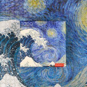 Bluekazoo Starry Wave Puzzle